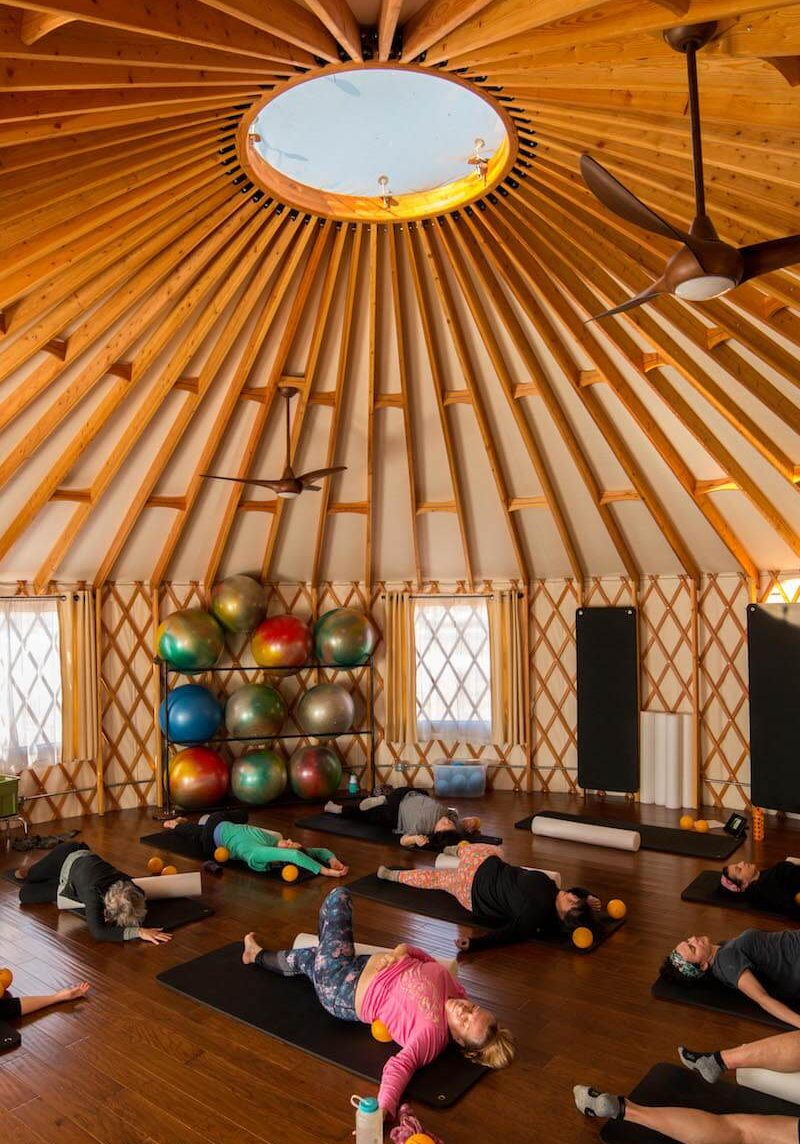 StillPoint MFR Myofascial Release Class in Yurt Maine